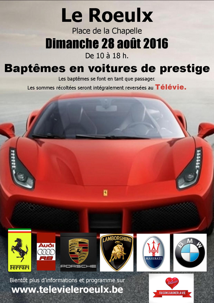 televie-bapteme-voiture-prestige